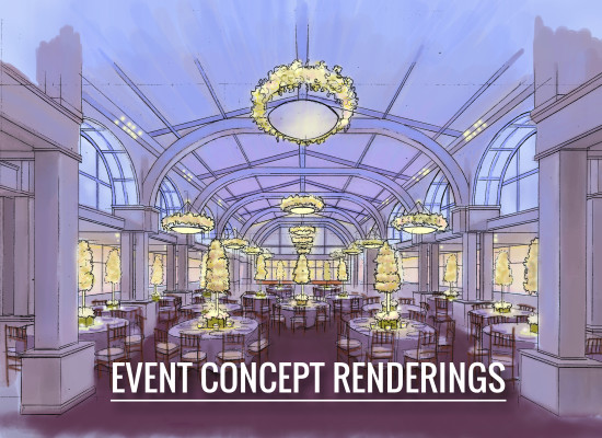 Event Concept Rendering